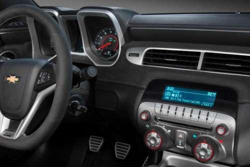... Interior Chevrolet Camaro 2014 Z28 ...