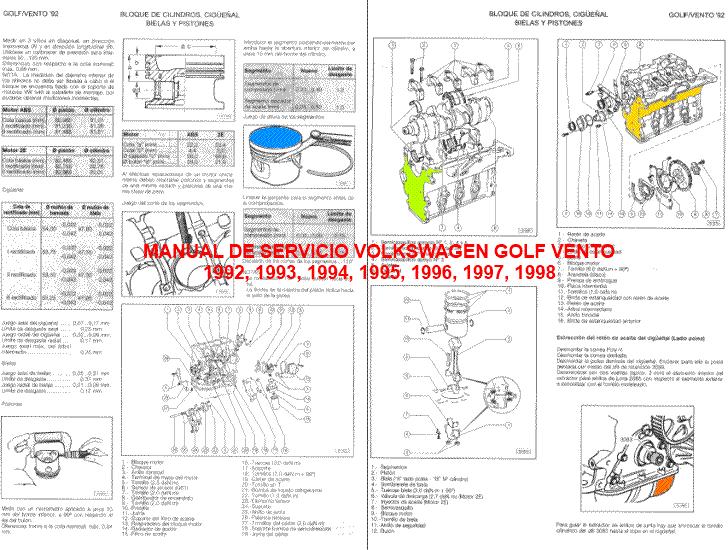 manuales volkswagen golf rh autodaewoospark com Diagramas Electricos Automotrices Gratis Diagramas Electricos Automotrices Gratis