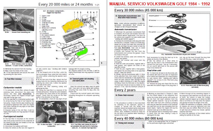 manuales volkswagen golf rh autodaewoospark com Diagramas Electricos De Casas Diagramas De Carros