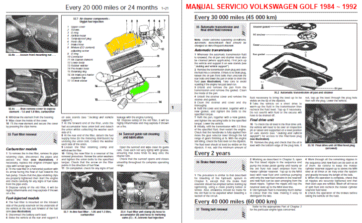 manual de taller volkswagen golf jetta a2 gratis orion. Black Bedroom Furniture Sets. Home Design Ideas