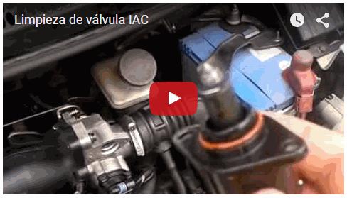 Valvula Iac Foto Video