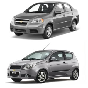 chevrolet aveo 2008 hatchback manual