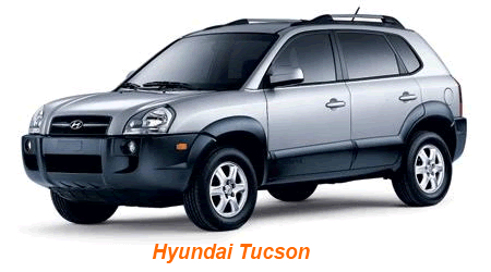 Hyundai Tucson Manuals