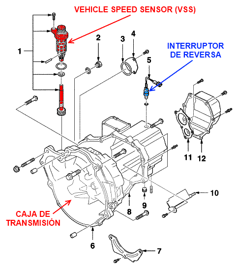 ¿Cómo funciona el velocímetro?