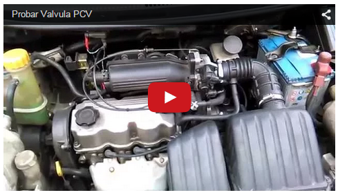Video Probar Válvula PCV