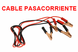 Cable pasacorriente