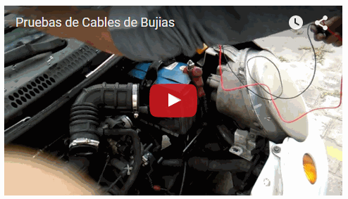Video Prueba de cables de bujías