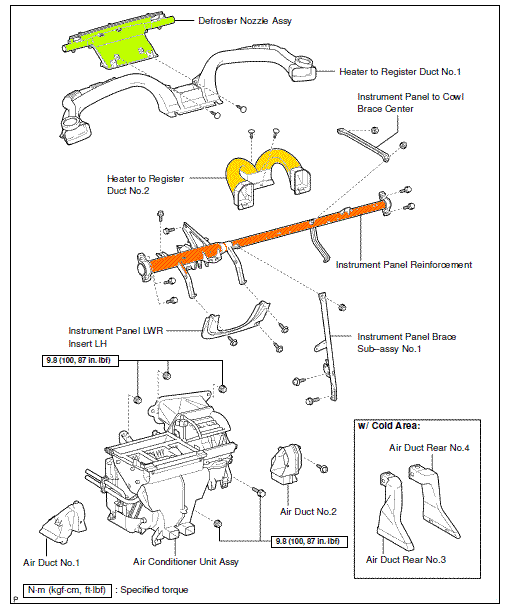 775960 Can The Camshaft Position Sensor Be Affected Damaged When Working On The Radiator additionally Aire Acondicionado Sistema Calefaccion Toyota Corolla moreover 2007 Jeep Grand Cherokee Fuse Box Tail Lights together with 2000 Toyota Land Cruiser Prado Electrical Wiring Diagram moreover 2009 Toyota Ta a Wiring Diagram. on 2005 toyota yaris manual