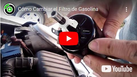 La traducción g de la gasolina en los litros