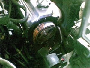 Fuga de aceite del motor por retenedores