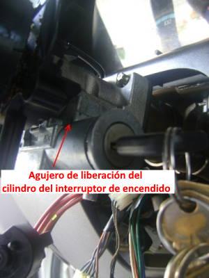Switch de encendido chevy